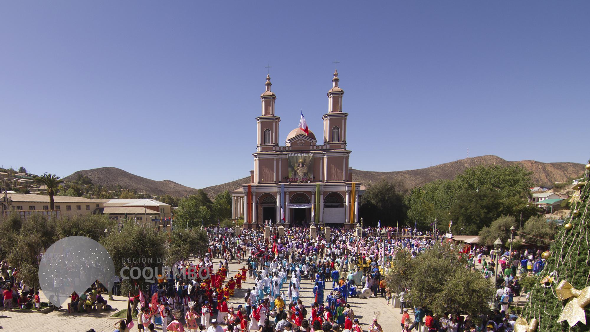 Iglesia Basílica (Templo Mayor)