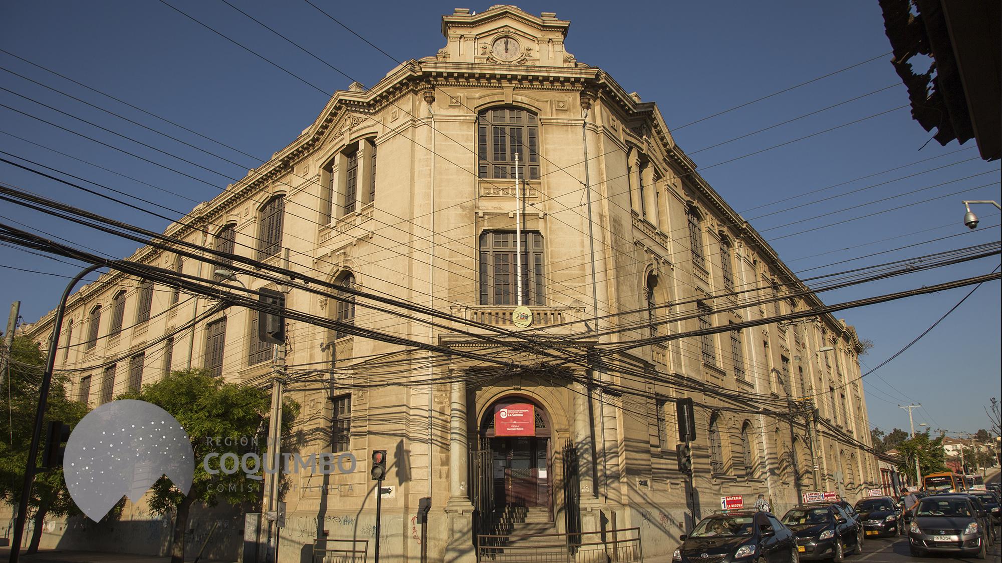 Colegio Germán Riesco