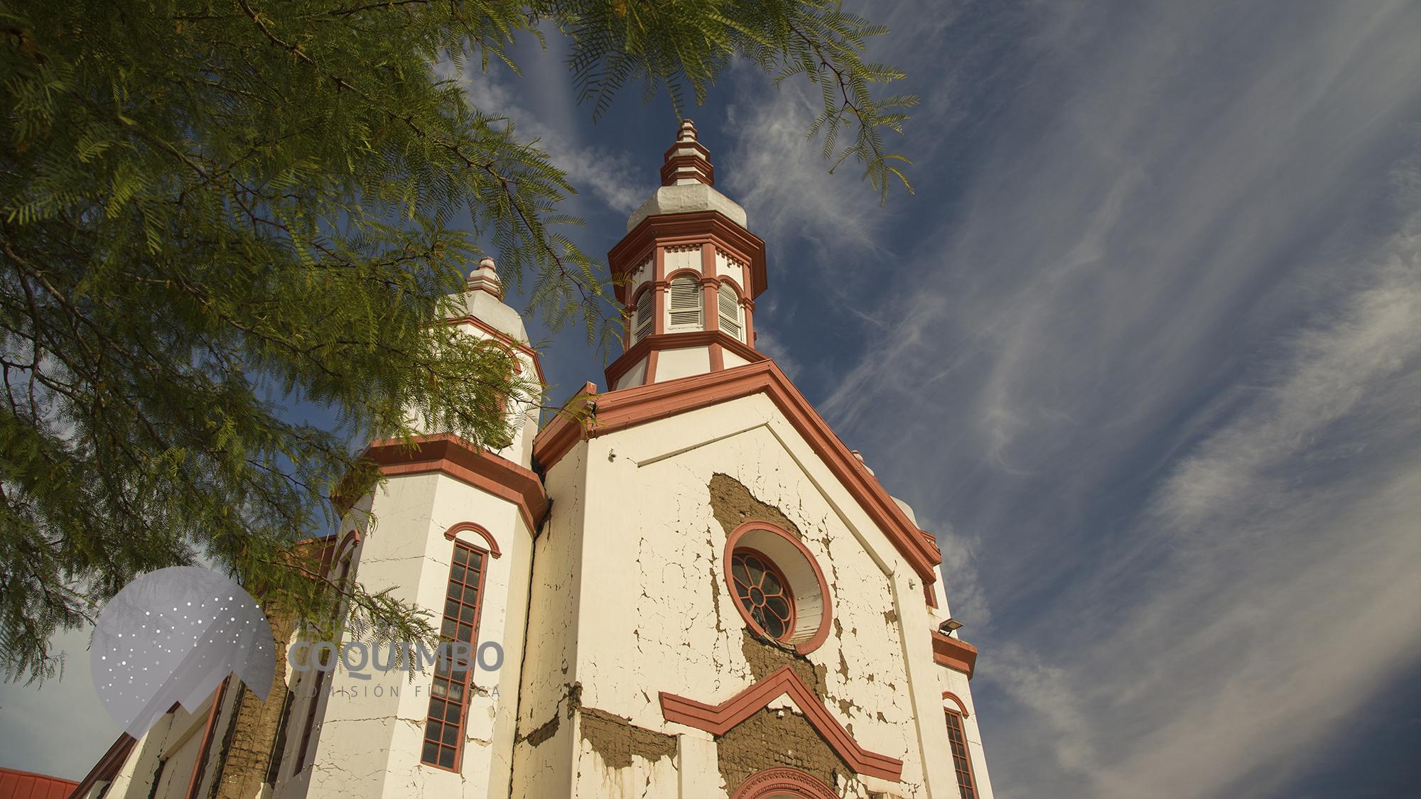 Iglesia del niño Dios de Sotaquí
